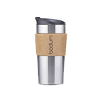Bodum Travel Mug with Cork Grip