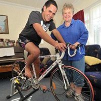 Bicycle theft tests insurer's endurance